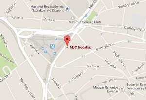 MBC Irodaház